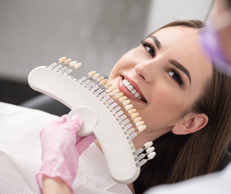 Porcelain Veneers in Dryden